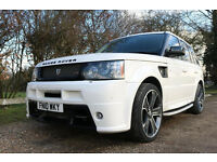REVER london Full body kit 2010 LAND ROVER RANGE ROVER SPORT