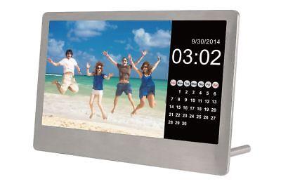 "Sylvania SDPF7977 7"" Digital Photo Frame Clock Calander - USB/SD/SDHC"