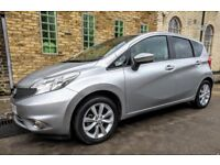 NISSAN NOTE 1.2 DIG s ACENTA PREMIUM 2014 - AUTOMATIC - FSH - ONE OWNER