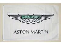 aston martin banner workshop pvc banner sign mechanic mechanics garage