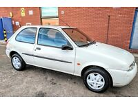FORD FIESTA 1.3 FINESSE - CHEAP RUNABOUT WITH LOW 44000 MILES AND FRESH MOT