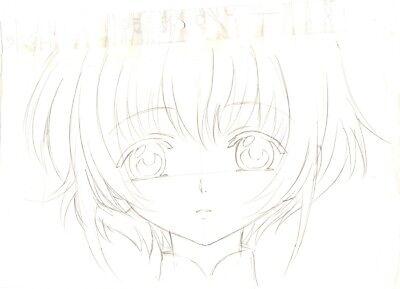 Anime Genga not Cel Tsubasa: RESERVoir CHRoNiCLE #20