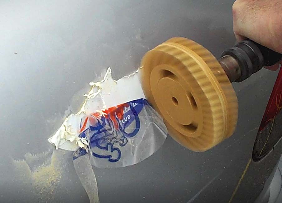 Rubber Eraser Wheel Pinstripe Removal Tool Car Decal Eraser Tool New For Sale In Memphis Tennessee