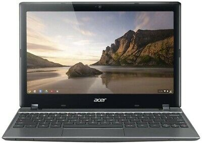 "Acer Chromebook C720 11.6"" Celeron  1.4Ghz 2Gb 16Gb WiFi HDMI"