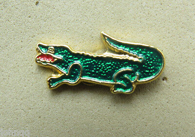 Alligator Enamel Lapel / Hat Pin