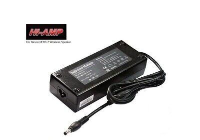 AC Adaptador Para Denon Heos 7 HS2 Altavoz de Bluetooth Inalámbrico