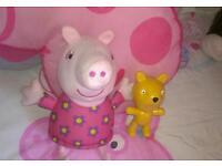 Peppa Pig Toys x