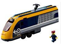 Brand New Sealed Lego City Passenger Diesel Electric Train Engine Tender Carriage Bogey 60197