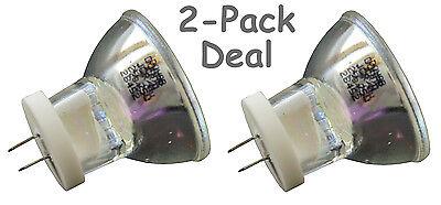 2pcs Bulb For Demetron Vcl 100 200 300 Optilux 100 101 400 401 403 75w Curing