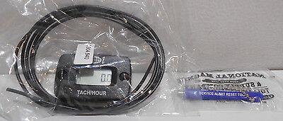 Shark 89045400 Pressure Washer Tachometer Hour Meter 12-volt Dc