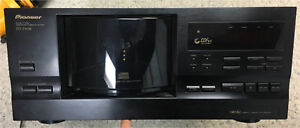 Pioneer PD-F908 file-type compact disc player