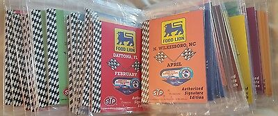 Lot Of 36 Food Lion 1992 Nascar Signature Edition Sealed Packs
