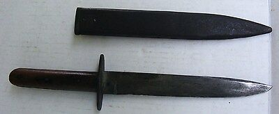 GREAT WW 1 IMPERIAL GERMAN AUSTRO-HUNGARIAN TRENCH KNIFE