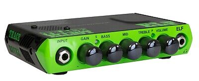 Trace Elliot 'Elf' 200w Compact Bass Guitar Amp Head + Padded Case