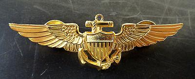 U.S. NAVAL AVIATOR WINGS