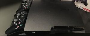 PS3 PLAYSTATION 3 system & 2 controllers