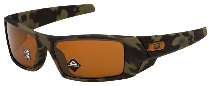 Oakley Gascan Sunglasses OO9014-5160 Olive Camo   Prizm Tungsten Polarized Lens