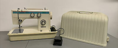 Necchi 534fb Leather Upholstery Denim Heavy Duty Sewing Machine
