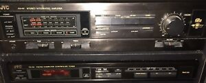 Stereo amp and tuner