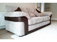 DFS Samson sofa, brilliant condition, RRP £799, selling for £290