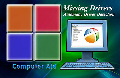 Driver Pack Solution - Win 10, 8 1, 8, 7, Vista, XP - Auto Install Drivers  - DVD