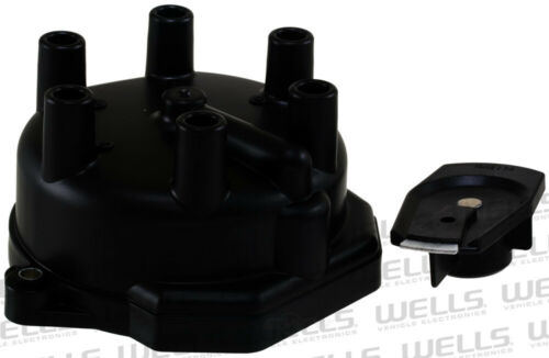WVE by NTK 3D1090A Distributor Cap and Rotor Kit