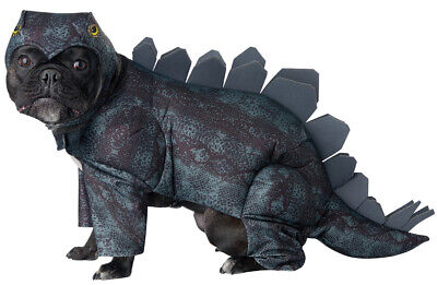 Stegosaurus Dinosaur Halloween Dog Costume From California Costume Size Small
