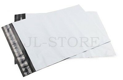 200 10x13 Poly Mailers Envelopes Self Seal Plastic Bag Shipping Bags 2.35mil