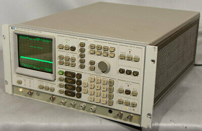 Hpagilentkeysight 3585a 20 Hz-40 Mhz High Performance Spectrum Analyzer
