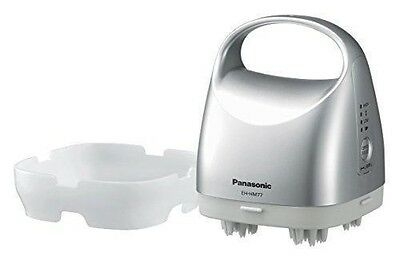 Panasonic Head-Spa Scalp Este Sebum Wash Massager EH-HM77-S Silver With Tracking