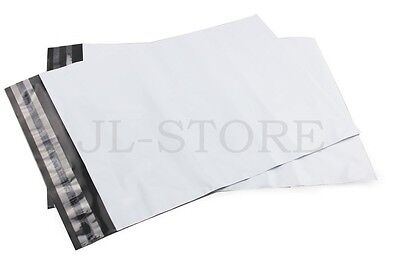 200 Poly Mailers Envelopes Plastic Shipping Bags 2.5mil 100 7.5x10.5100 10x13