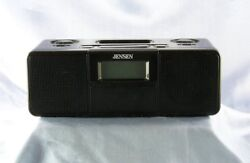 Jensen Docking Digital Music System for iPod JiMS-100 + Manual