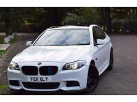 HPI Clear 2011 BMW 5 SERIES 2.0 520d M Sport