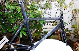 Time RXR Ulteam VIP Carbon Raod Racing Bike Frame frameset RRP£6000 Near Mint Condition Very Rare