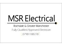 MSR Electrical - Fully Qualified Electrician