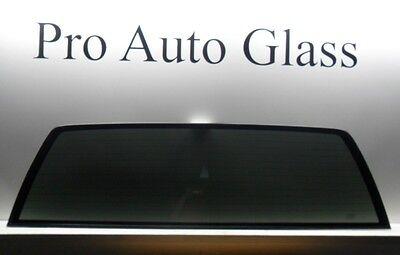 88-00 C/K Pickup Stationary Rear Window Heated Back Glass Privacy Tint Silverado