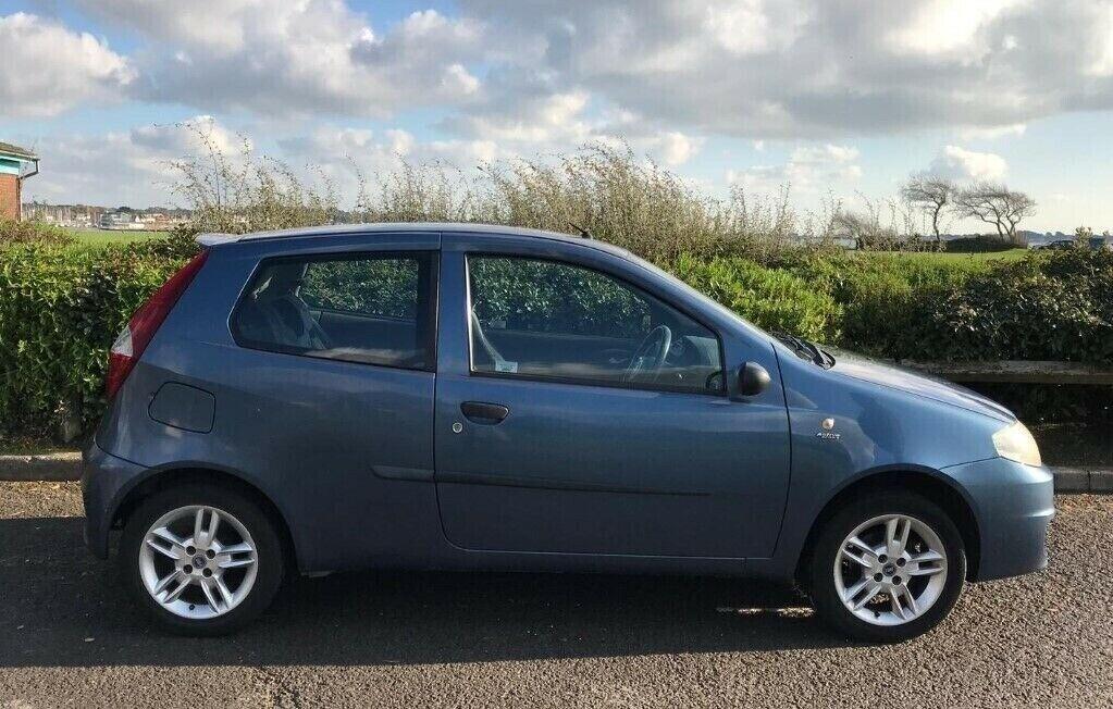 Fiat Punto 1.2 8v Active Sport (NEW MOT valid until 17/12 ...