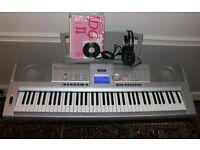 Yamaha DGX-205 Portable Grand Keyboard