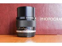Olympus Zuiko 135mm F3.5 lens OM fit