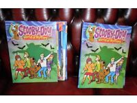 DeAgostini Scooby Doo World of Mystery Magazines Nos 1 – 27 In Folders IDEAL XMAS GIFTS