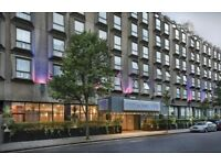 CENTRAL PARK HOTEL - LONDON - BAYSWATER - 2ROOMSx2NIGHTS