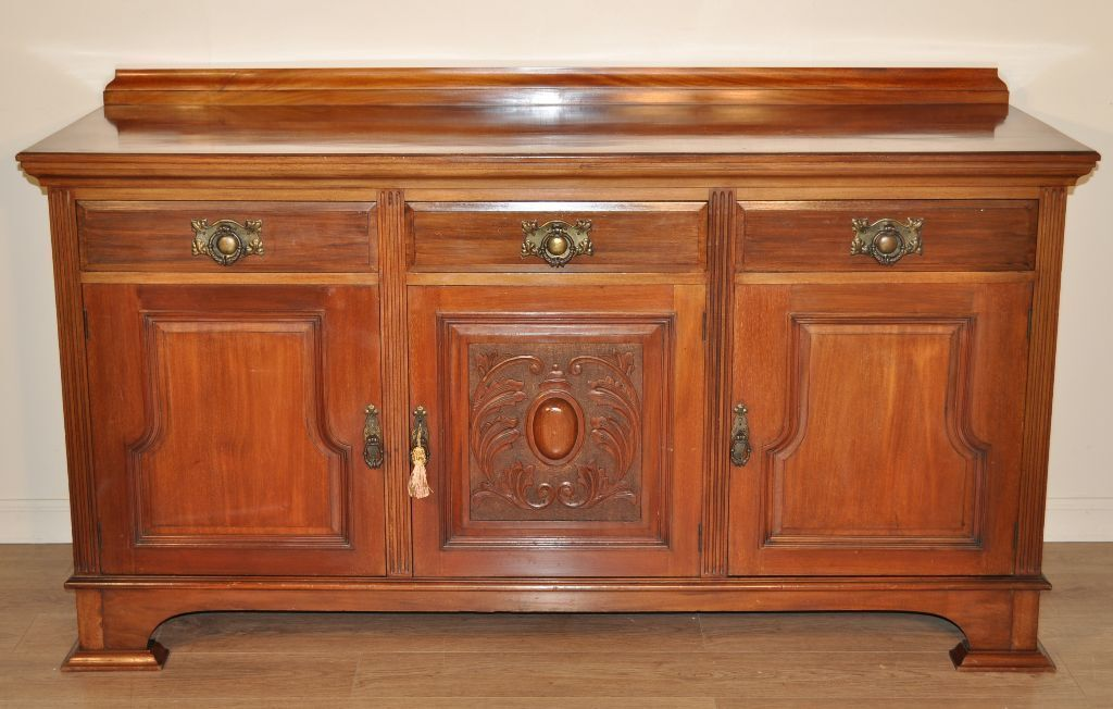 Attractive Wide Antique Victorian Carved Mahogany  : 86 from www.gumtree.com size 1024 x 652 jpeg 94kB