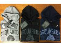 Mens dsquared hoodies