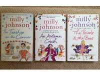 Milly Johnson Novels X3