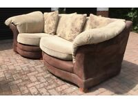3 Seater Sofa + Free delivery!