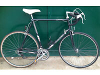 64cm Raleigh Pursuit bike XXL large frame racing road bike racer bicycle