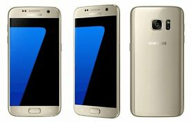 Samsung s7 as new unlocked and boxed