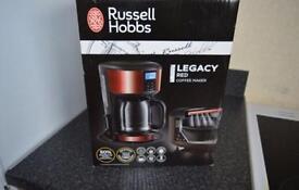 Brand New Russell Hobbs coffee maker