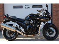2011 SUZUKI GSF 1250 SA L0 BLACK BANDIT 1250 VERY CLEAN CONDITION