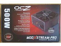 OCZ ModXtream Pro 500W Modular Power Supply